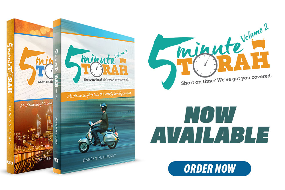 Order the 5 Minute Torah book